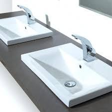stupefying double porcelain bathroom sink classic bathroom sink