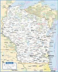 wisconsin map map of wisconsin wisconsin deals coupons complete trip