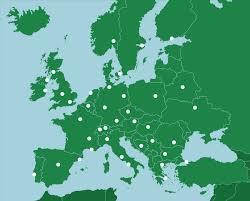 map europ europe cities map quiz