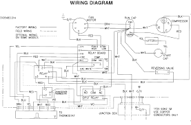 air conditioner wiring diagram manual installation and service