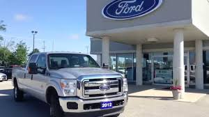 Ford F 250 Natural Gas Truck - 2012 ford f 250 super duty 400 hp pickup truck youtube