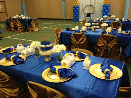 royal blue and gold baby shower decorations s royal theme baby shower marvalous events llc