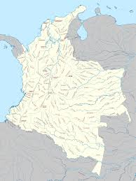 Columbia Campus Map List Of Rivers Of Colombia Wikipedia
