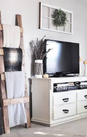Country Style Tv Cabinet Living Room Decor Country Home Dark Red Wall Cabinet White Wood