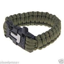 paracord bracelet whistle fire images 9 39 39 survival paracord bracelet flint fire starter scraper and jpg