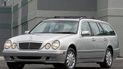 mercedes e320 wagon 2004 2003 mercedes e class information