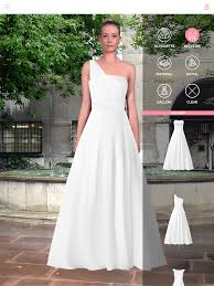 my wedding dresses wedding reality create your own wedding dress and try it on your