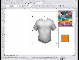 t shirt template coreldraw tutorial advancedtshirts