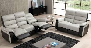 canap relax 3 places cuir canape canape electrique relax canapac de relaxation 3 places