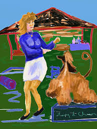 afghan hound agility afghan hound paintings page 6 of 7 fine art america