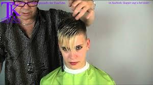 theo knoop new hair today on my birthday 22 i want short hair nina by theo knoop youtube