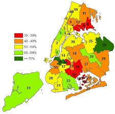 mapping nyc graduation rates chalkbeat