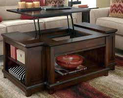 flip top coffee table lift table coffee table double lift top coffee table coffee table