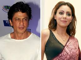50 year old makeover our kids keep our world intact shah rukh khan on his wife gauri