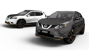 nissan crossover nissan to showcase premium qashqai and x trail at geneva nissan