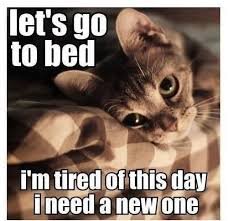 Tired Meme - lets go to bed i m tired of this day meme image golfian com