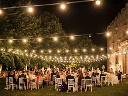 C7 String Lights Outdoor by Decorative Led Outdoor String Lights Romantic Wedding Led