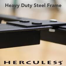 modern sleep adjustable metal bed frame double rail center support
