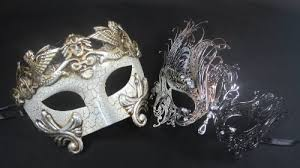 couples masquerade masks masquerade couples venetian impression elegantly