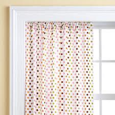 Polka Dot Curtains Curtains Multi Colored Polka Dot Curtain Panels 63