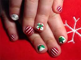 easy u0026 cute christmas nail art designs u0026 ideas for kids 2016