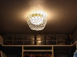 Diy Ceiling Light by Diy Ceiling Light Fixture And Chandelier Popsugar Home