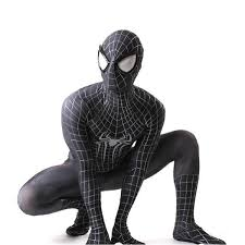 aliexpress com buy red black suit amazing spider man