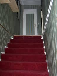 Couleur De Peinture Pour Couloir Sombre by Deco Blanc Et Gris Contemporain Escalier Chambre Maison