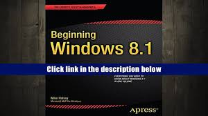 free download beginning windows 8 1 expert s voice in windows 8