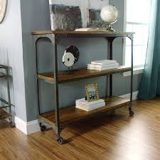 hallway console table walmart small with drawer target