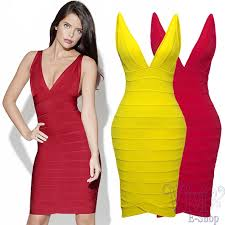 turmec bandage bodycon dress plus size