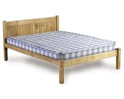Bed And Frame Mayan Bed Frame