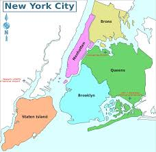 State And County Maps Of State And County Maps Of New York Map New York State With Cities