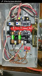wiring a 240v disconnect switch for air compressor electrical