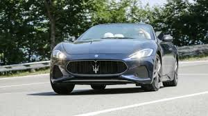 maserati convertible 2018 awesome 2018 maserati granturismo coupe and convertible