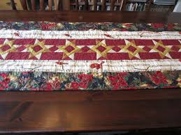 Christmas Table by 8 Christmas Table Runner Patterns That Stitch Up Quick