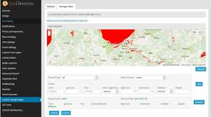 Google Maps Url Parameters Custom Google Maps Geodirectory