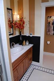 diy network bathroom ideas marquis cinnamon rta bathroom vanity custom paint diy