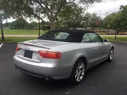 2010 audi a5 cabriolet 2010 used audi a5 cabriolet 2dr cabriolet cvt fronttrak premium at