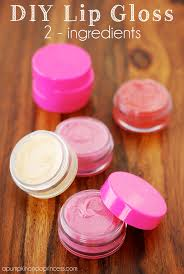 homemade peppermint lip balm diy lip glosslip