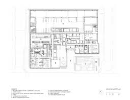Fire Station Floor Plans San Francisco Public Safety Campus Mark Cavagnero