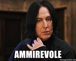 Professor Snape Meme - ammirevole professor snape meme generator