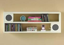 Bookshelf Speaker Shelves Bookshelf Stereo Or Stereo Bookshelf Technabob