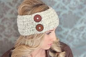 crochet ear warmer headband 21 cool winter knit pattern braided bow headbands for women