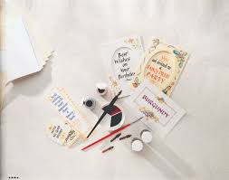 calligraphy craft kit house of crafts