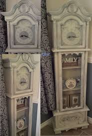 59 best grandfather clock upcycle images on pinterest clock