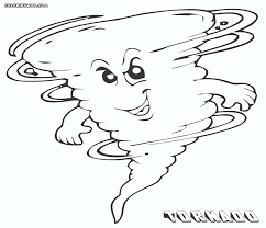 awesome tornado coloring pages 23 for seasonal colouring pages