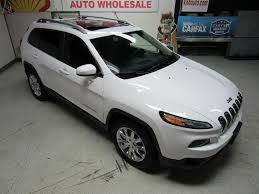 sand jeep for sale 2015 jeep cherokee limited for sale at knh auto sales akron ohio