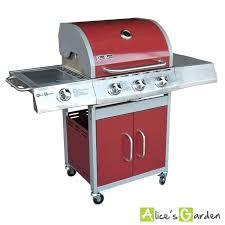 cuisine à la plancha gaz barbecue a gaz plancha barbecue au gaz richelieu 4 braleurs