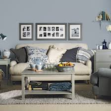 Alwinton Corner Sofa Handmade Fabric Grey Living Rooms Living - Decorating ideas for my living room